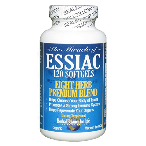 Essiac Softgels Brewing Refrigeration Supply product image