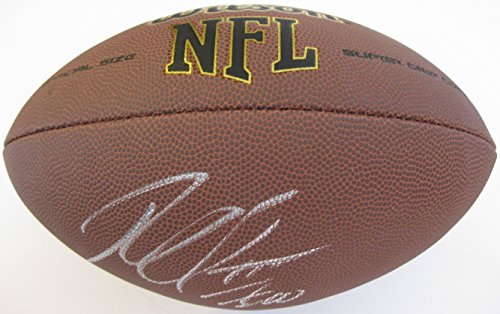 - Robert Griffin III. RG3, Washington Redskins, Baylor Bears, Signed, Autographed, NFL Football, a COA with the Proof Photo of Robert Signing Will Be Included