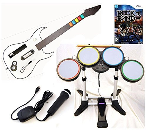 rock band 3 wii - 9