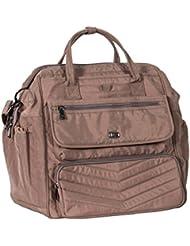 Lug Womens via Travel Duffel Bag, Walnut Brown, One Size