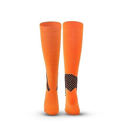 Essentials - Calcetines para Hombre y Mujer, Naranja