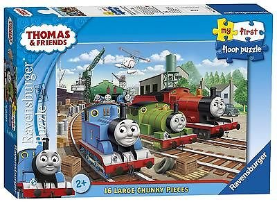 (Ravensburger Thomas And Friends My First Floor Puzzle)