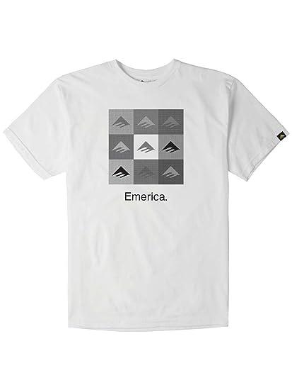 T-Shirt Men Emerica Square Tone T-Shirt