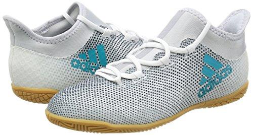 adidas Kinder Fussballschuhe X TANGO 17.3 IN J FTWWHT/ENEBLU/CBLACK 33 1/2