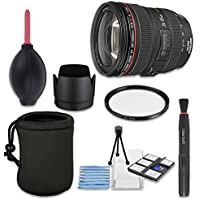 Canon EF 24–105mm f/4L IS USM Lens - International Version (No Warranty)