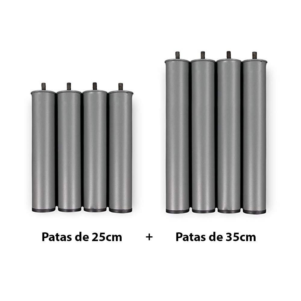 Gerialife® Pack Cama articulada con colchón Sanitario HR Impermeable (90x190): Amazon.es: Hogar