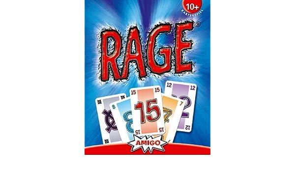 Juego de cartas * Rage *: Amazon.es: Juguetes y juegos