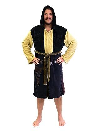 Star Wars Han Solo Fleece Costume Robe (One Size)