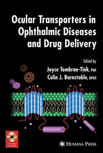 Ocular Transporters In Ophthalmic Diseases And Drug Delivery  Ophthalmology Research