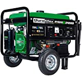 Duromax XP4850EH 3850 Running Watts/4850 Starting Watts Dual Fuel Electric Start...