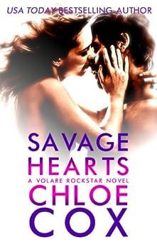 Savage Hearts (Club Volare Book 7) by [Cox, Chloe]