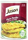 Jason Bread Crumbs, Plain Panko, 8 Ounce