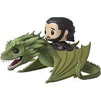 Funko Pop! Rides TV: Game of Thrones - Jon Snow with Rhaegal
