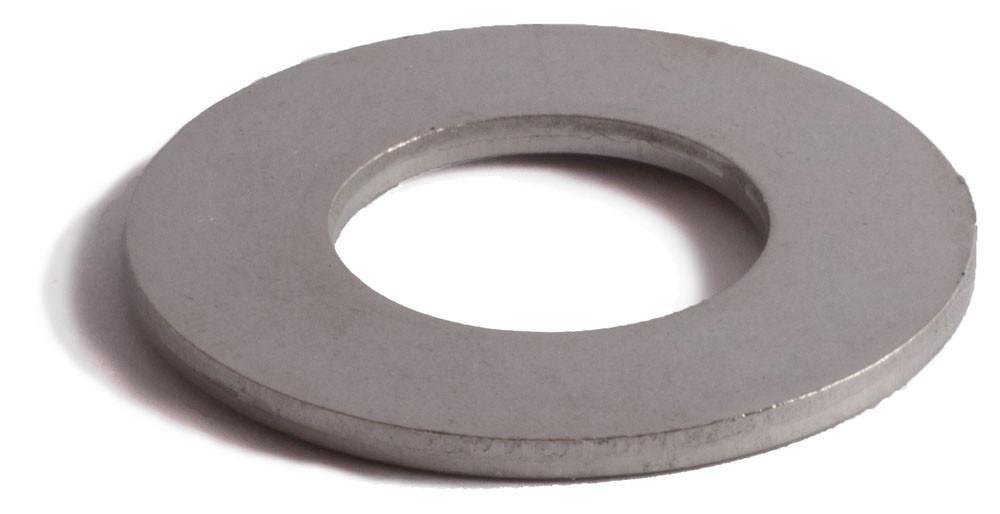 6 SAE Flat Washer 18-8 SS 100