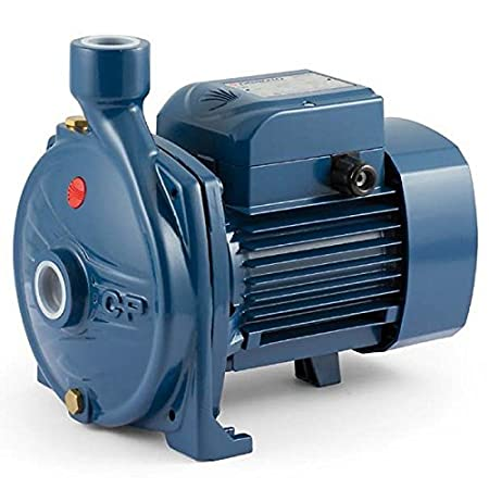 Electric Peripheral Water Pump PK 65 0,7Hp Brass impeller 400V Pedrollo