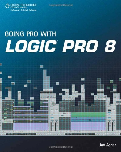 Download Going Pro With Logic Pro 8 Book Pdf Audio Id Vnlosdj