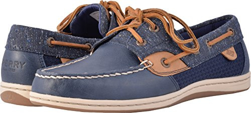 Sperry Women's, rosefish Slip On Boat Shoe Taupe 5.5 M