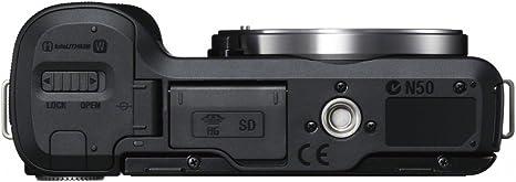 Sony NEXF3KB - Cámara compacta de 16.1 MP (Pantalla de 3