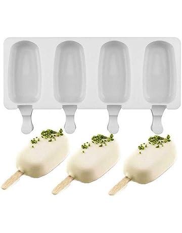 Amazon.es: Moldes para helados: Hogar y cocina