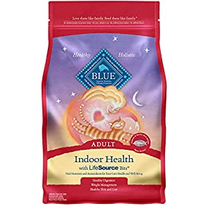 Blue Buffalo Indoor Health Natural Adult Dry Cat Food 7