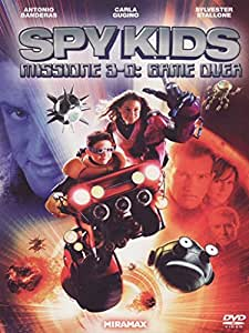 Amazon.com: Spy Kids - Missione 3-D - Game Over: george ...