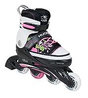 HUDORA Kinder Inline-Skates Kinderinliner, Pink, 34-37, 37737