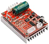 Yeeco DC 5-36V 350W High Power Motor Controller Driver Board, Brushless DC Motor Speed Regulator Control with Hall Sensor