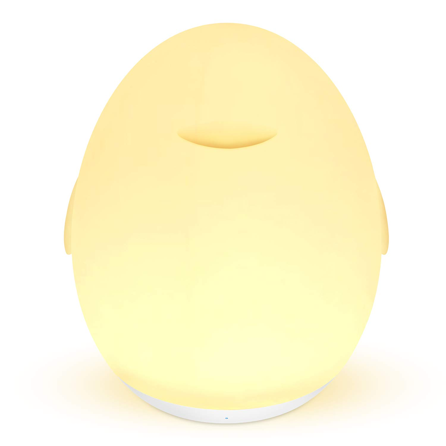 Night Lights for Kids - Baby Nursery Light Bedside Lamp for Breastfeeding with Dimming Function, Color Changing Mode, Rechargeable Night Light with Eye Caring LED, Touch Control, 1H Timer, Up to 100H by VIPEX