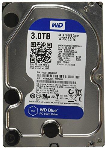 Caviar Sata Hard Disk Drive - WD 3 TB SATA lll Caviar Hard Drive - Blue