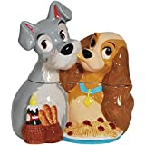 Westland Giftware Ceramic Cookie Jar, Spaghetti Dinner, Multicolor
