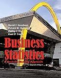 Business Statistics 9780132240017