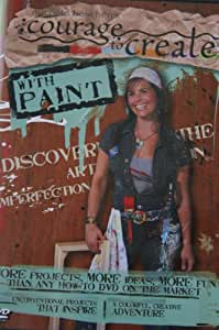Michele Beschen's: Courage to Create With Paint