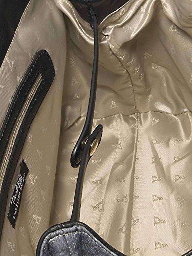 L'atelier du sac 5694 Bolso gran Accesorios Negro