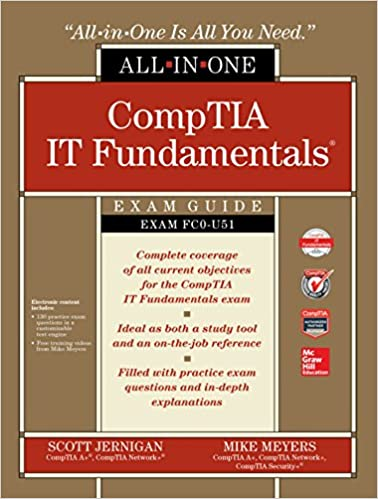 Comptia it fundamentals all in one exam guide exam fc0 u51 1 comptia it fundamentals all in one exam guide exam fc0 u51 1st edition kindle edition fandeluxe Gallery
