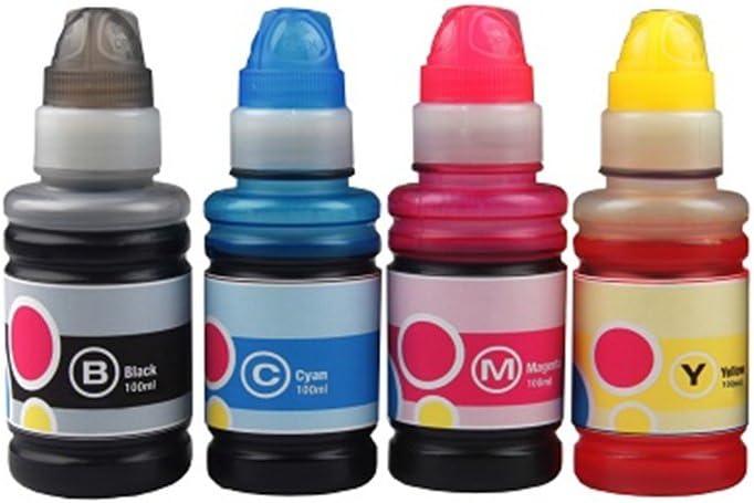 Bote tinta alta calidad, para Epson EcoTank L100 (70ml) Yellow ...