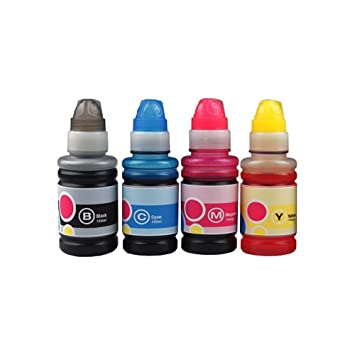 Bote tinta alta calidad, para Epson EcoTank L100 (70ml) Cyano ...