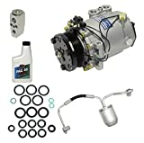 Saturn Vue A/C Compressors & Components - Universal Air Conditioner KT 2039 A/C Compressor and Component Kit