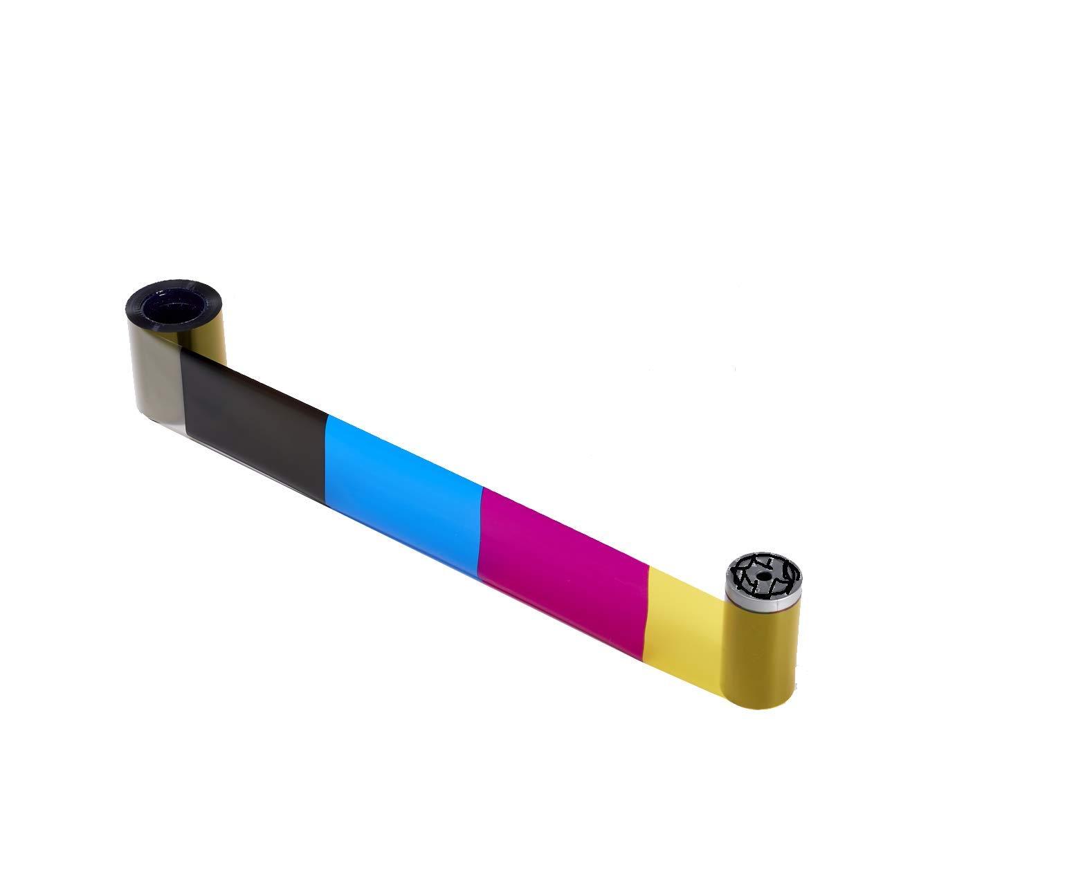 3-0104-1 Polaroid YMCKT Ribbon - 250 Images - P3000, P3000E, P4000 & P4000E by Polaroid (Image #2)