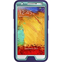 OtterBox Defender Series Case for Samsung Galaxy Note 3 - Retail Packaging -Blue/Purple (Discontinued by Manufacturer)