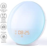 Wake Up Light Despertador Luz - 2019 LED