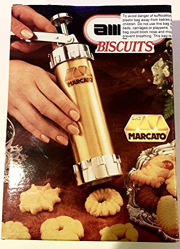 Ampia Biscuits Cookie Press By