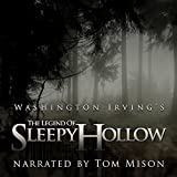 Front cover for the book The Legend of Sleepy Hollow by Washington Irving