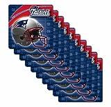 NFL New England Patriots Premium Coaster Set