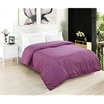 kuality soft microfiber easy care solid bedding duvet cover wrinkle stain u0026 fade resistant