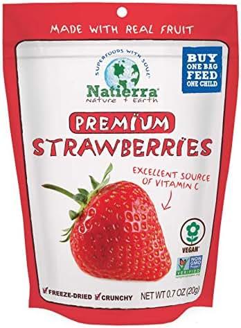 Natierra Premium Strawberries