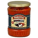 Marco Polo Veg Spread, Mild Ajvar, 19.30-Ounce (Pack of 6)