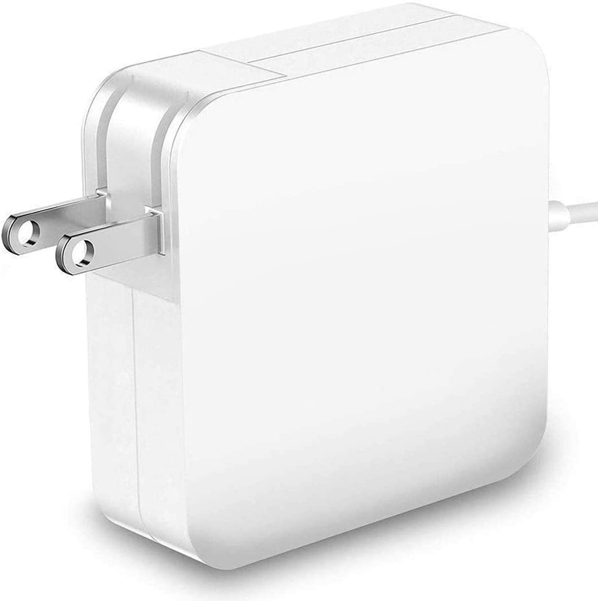 Compatible with MacBook Pro Charger 60W, L-Tip Connector Laptop AC Power Adapter Mac Book Pro 13 inch Before 2012 by Uflatek