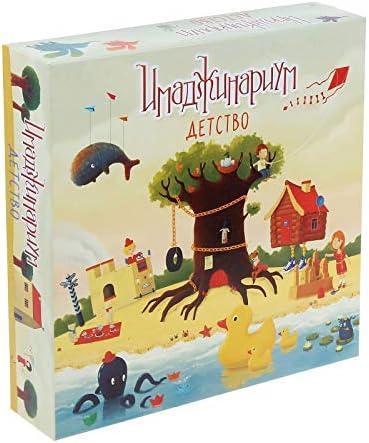 Juego de mesa ruso imaginario infantil Dixit: Amazon.es: Juguetes y juegos