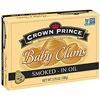 Crown Prince Baby Clams