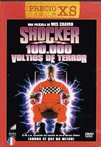 Shocker: 100.000 Voltios de terror [DVD]